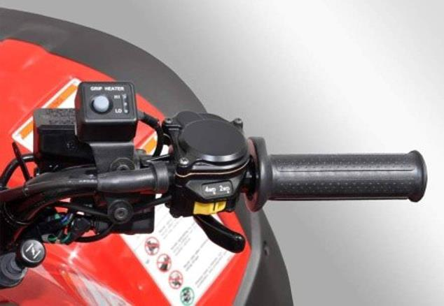 HEATED GRIP KIT (TRX680)