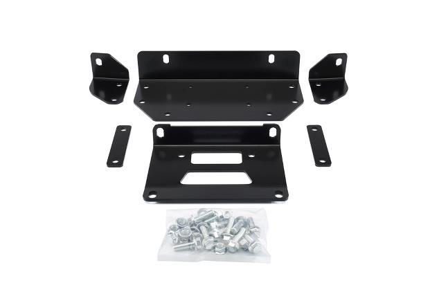 WINCH MOUNT. Kit TRX 420 14-/ TRX500FA irs 14-