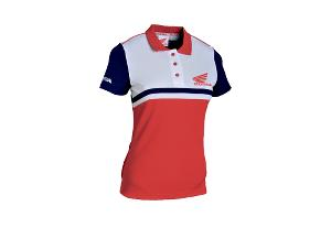 WOMEN RACING POLO