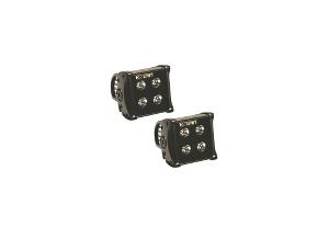 LED DOUBLE DUALLY LIGHT, SPOT